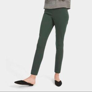 Everlane - The Work Pant Dark Green Ankle
